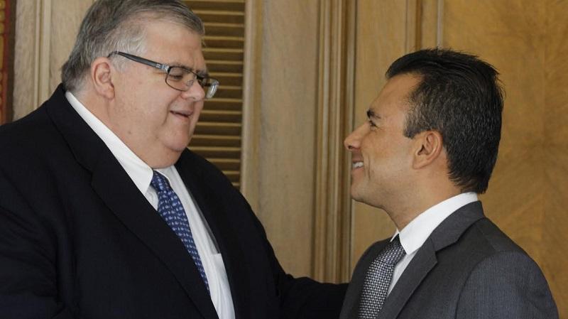Calderón Torreblanca, insistió en la necesidad de aumentar el salario para fortalecer la economía y contribuir así en el dinamismo de nuestro país