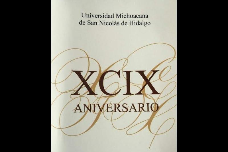 A cargo del historiador Gerardo Sánchez Díaz, la remembranza de la Máxima Casa de Estudios, en la ceremonia este 15 de octubre.