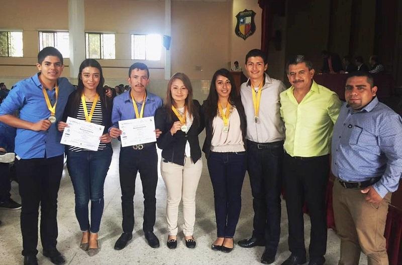 Todos ellos participarán en el certamen Expociencias Nacional 2016 a celebrarse en Villahermosa, Tabasco, del 7 al 9 de diciembre