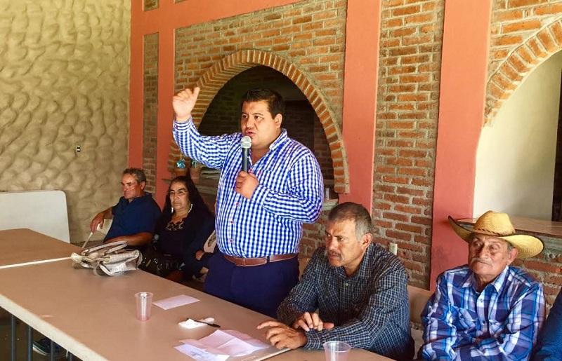 Juan Bernardo Corona tiene el perfil y las características del tipo de funcionario que necesita Michoacán: Puebla Arévalo
