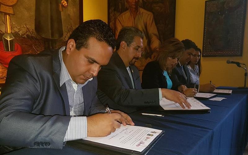 Por parte de Michoacán participaron el IMAIP y la UMSNH, mientras que por Coahuila lo hicieron la UAC y el ICAI