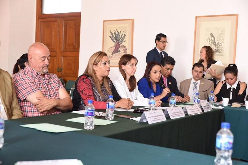 Villanueva Cano reconoció que todos los órdenes de gobierno mantienen una deuda con la ciudadanía