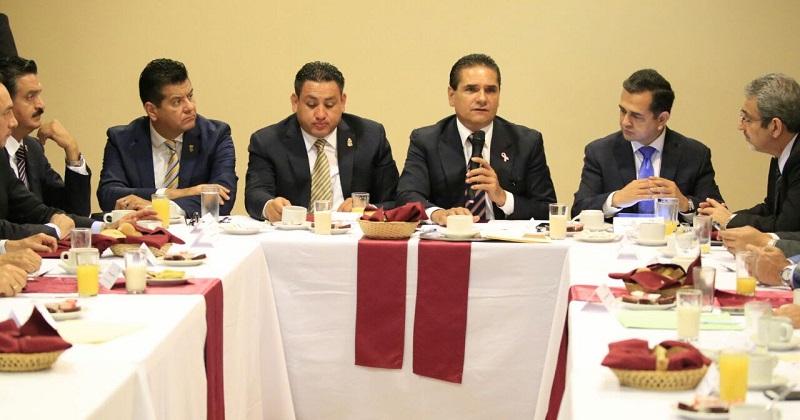 Aureoles Conejo asegura que antes de que concluya el año abrirá una oficina en el municipio