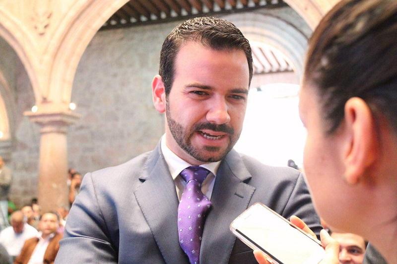 El funcionario municipal, afirmó que sin duda, este requisito es medular para lograr la transformación de Morelia