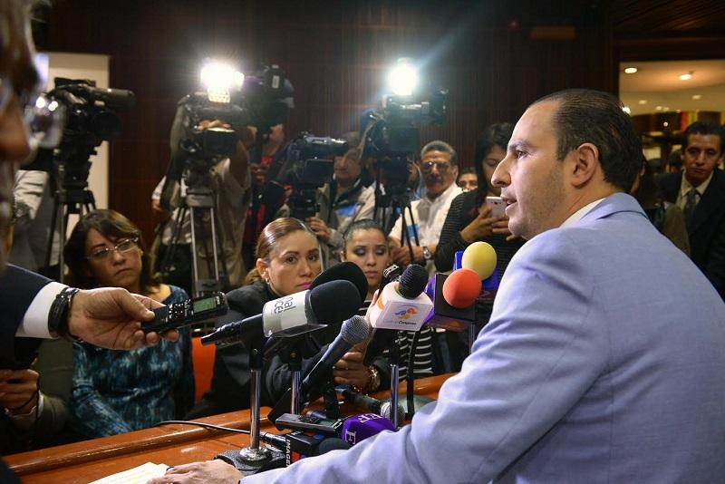 Cortés Mendoza aseveró que desde el Congreso de la Unión los diputados del PAN trabajarán para que la educación superior no se vea afectada por los recortes presupuestales