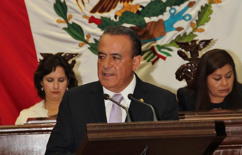 Según Sigala Páez, la Procuraduría de Justicia del Estado de Michoacán, pidió información a la Procuraduría de Justicia del Estado de Jalisco sobre esa presunta denuncia, consulta que arrojó que es totalmente falsa