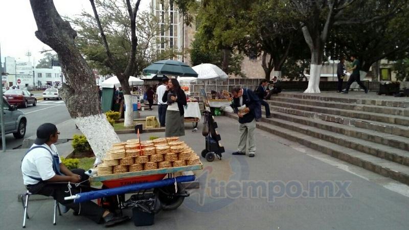 Vaya un serio llamado de atención para la Dirección de Mercados y Comercio en la Vía Pública del Ayuntamiento de Morelia