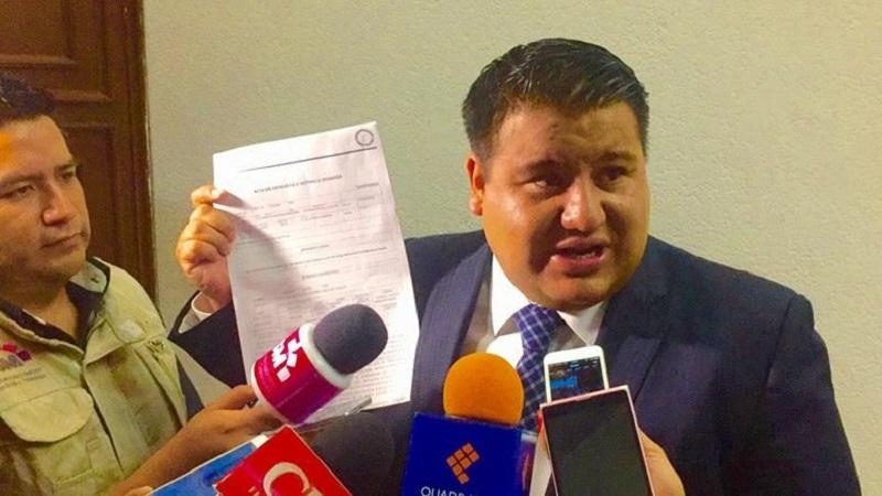Juan Pablo Arévalo informó que por parte de la fiscalía michoacana se hará una investigación profunda que incluye el uso de la Policía Cibernética para dar con los responsables