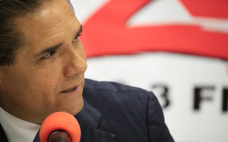 A este festejo también acudieron el director general de La Z, Manuel Treviño Núñez; el secretario de Gobierno, Adrián López Solís; y, la coordinadora general de Comunicación Social, Julieta López Bautista
