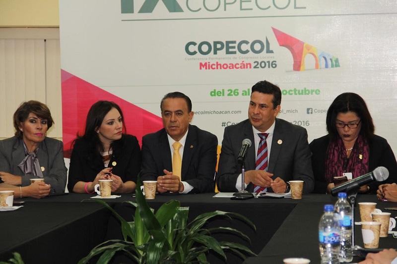 Concluye con éxito Copecol en Michoacán