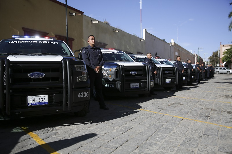 Domínguez Servién adelantó que, por medio de las gestiones de la Secretaría de Seguridad Ciudadana, se espera recuperar 40 millones de pesos que no se ejercieron en el presupuesto de los años 2010, 2011, 2012, 2013 y 2014