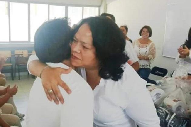 Reconoce Jeovana Alcántar avances del sistema penitenciario en Michoacán