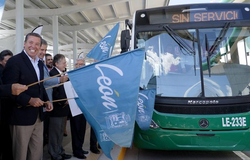En su primera etapa el Sistema Estatal de Movilidad Interurbano, conectará a los municipios de Purísima-San Francisco-León-Silao-Guanajuato