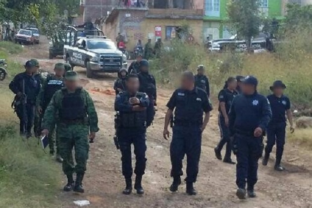 La SSP de Michoacán refuerza los operativos en la entidad para acabar con los remanentes de la delincuencia organizada y garantizar la paz a las y los michoacanos