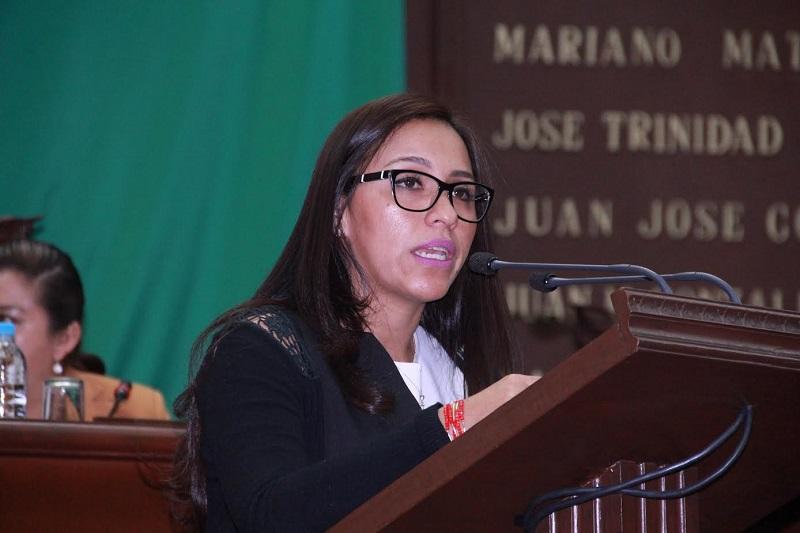 La reforma el artículo 44 de la Ley para Prevenir y Eliminar la Discriminación y la Violencia en el Estado, fue impulsada por la diputada Mary Carmen Bernal