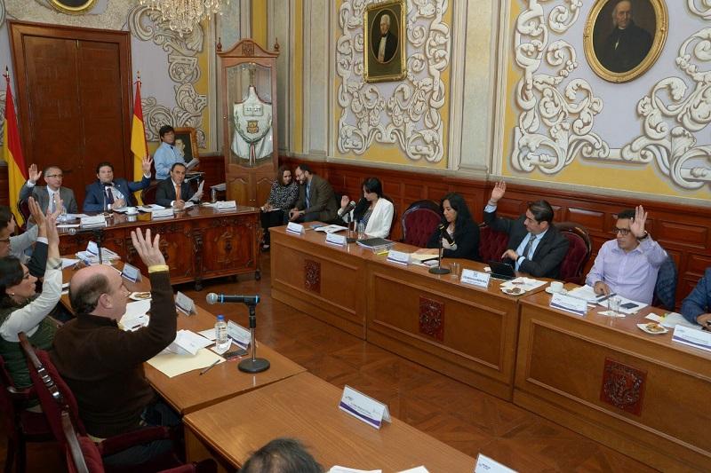 Cabildo aprueba alcance presupuestal de la Ley de Ingresos para el Ejercicio Fiscal 2017