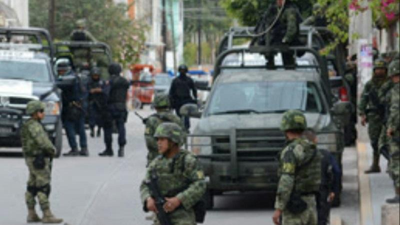 los detenidos son los responsables del homicidio de un militar ocurrido durante un enfrentamiento entre corporaciones de seguridad y este grupo criminal