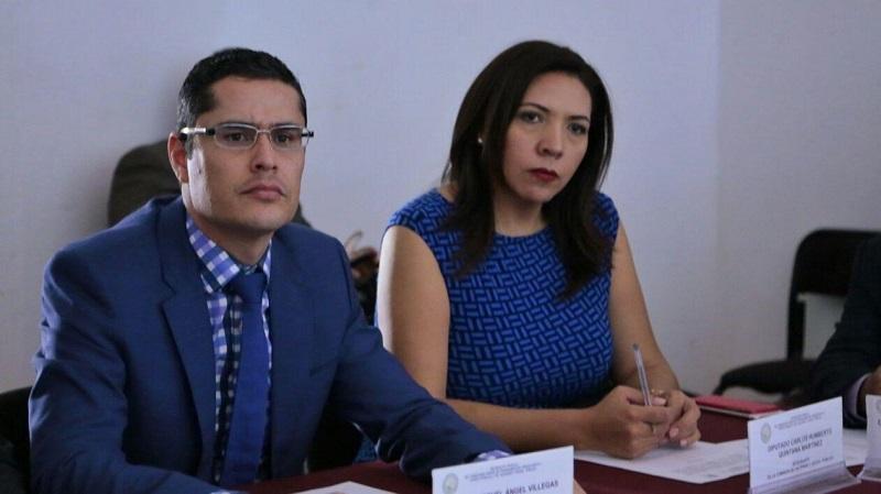 Villegas Soto destacó que el dictamen deberá ser aprobado por el pleno del Congreso y que el monto potencial actual para que los 113 municipios del estado puedan solicitar un adelanto del FAIS asciende a 885 millones de pesos