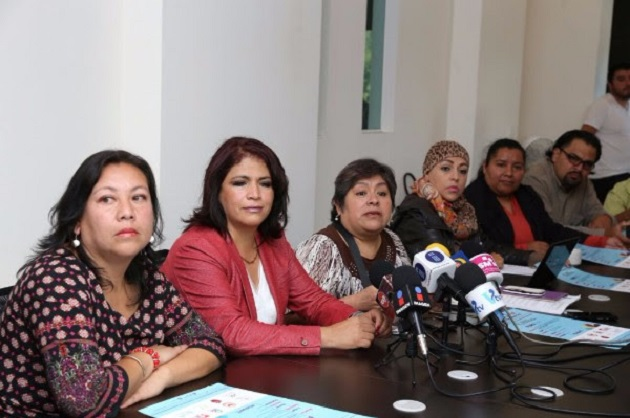 La titular de la Seimujer, Fabiola Alanís Sámano, agradeció el interés que ha tenido la sociedad civil por involucrarse en el tema de la violencia contra de las mujeres