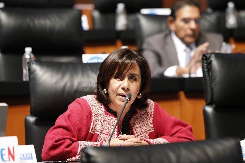 Calderón Hinojosa ha presentado iniciativas encaminadas a promover la agricultura familiar y desarrollo social, tales como la incorporación frescos en la canasta básica