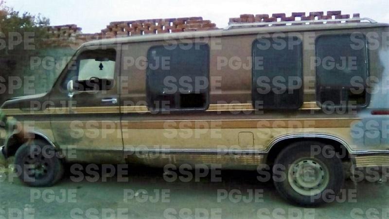 Tras estos hechos, el vehículo y lo asegurado quedaron a disposición de la autoridad competente