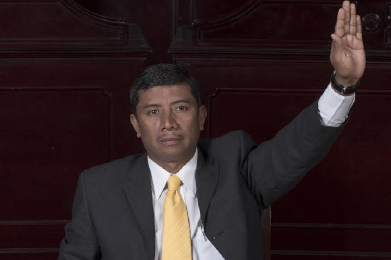 El legislador reconoció el esfuerzo que se realiza en Michoacán con las autoridades municipales, para brindar atención a los migrantes michoacanos