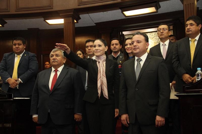Lagunas Vázquez ocupará el puesto por segunda vez consecutiva del 29 de noviembre de 2016 al 28 de noviembre de 2021
