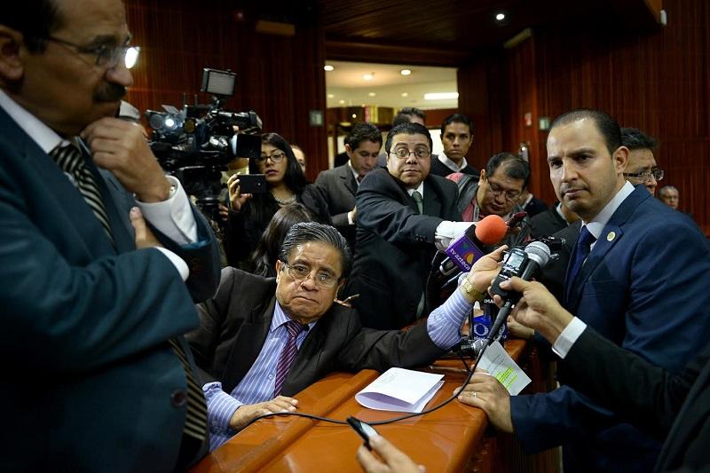 El gobierno federal está obligado a un manejo responsable de la economía ante la nueva realidad que representa el triunfo de Trump: Cortés Mendoza