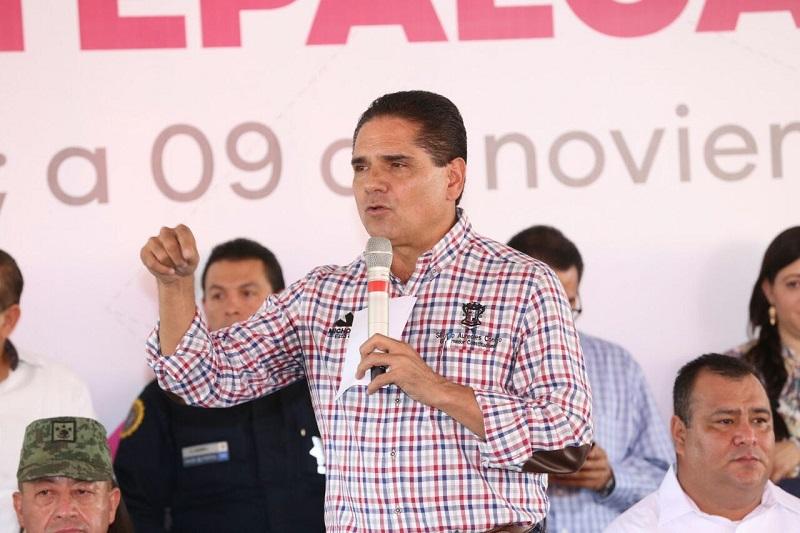 El jefe del Poder Ejecutivo en la entidad, aseguró que Michoacán es un estado que se caracteriza por su diversidad y pluralidad, mismas que representan sus fortalezas