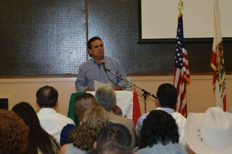 La construcción e implementación de una agenda binacional debe ser prioridad para México, asegura Aureoles Conejo