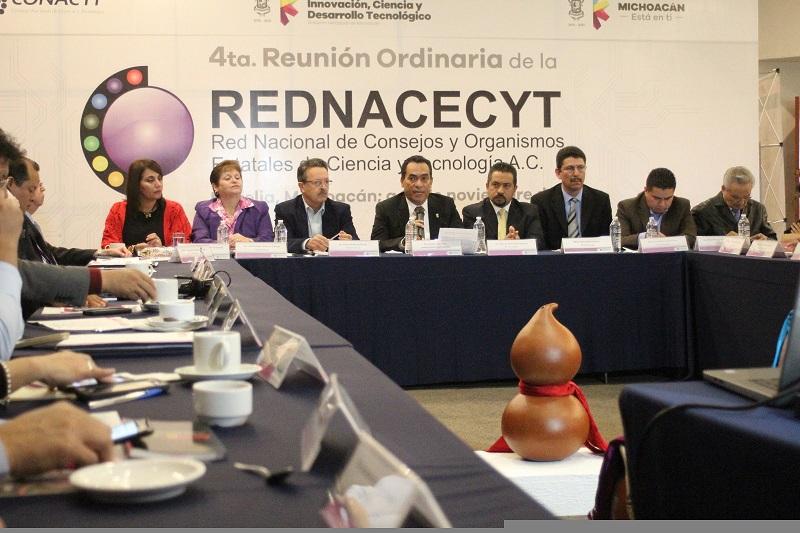 La inauguración en Morelia corrió a cargo del secretario de Gobierno de Michoacán, Adrián López Solís