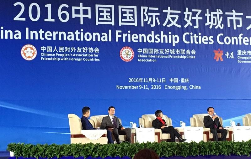 El alcalde colocó nuevamente a Morelia en la vitrina internacional, aprovechando el gran potencial de China y su poder de desarrollo