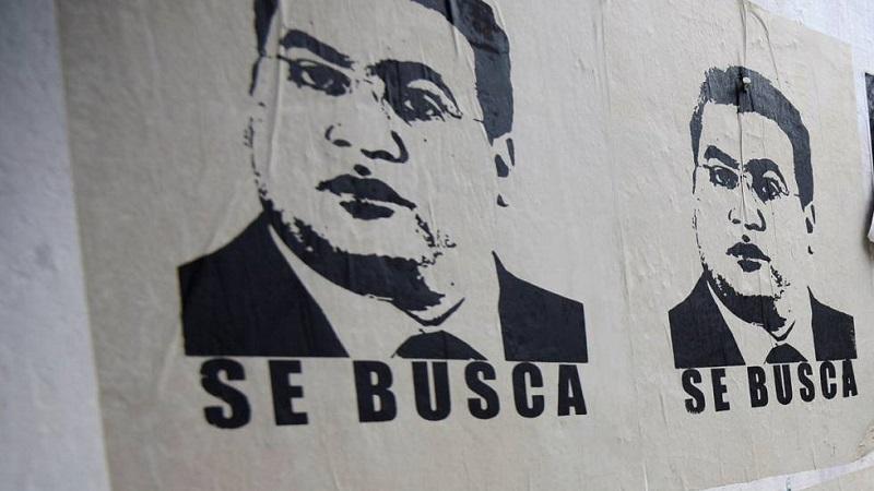 Duarte es uno de los dos gobernadores estatales acusados por delincuencia organizada cometida durante sus gestiones