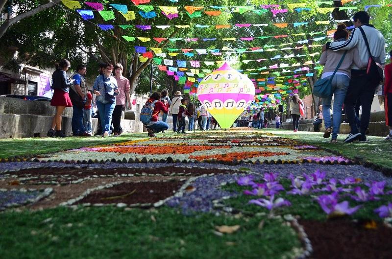 Esta actividad se desarrolla en el marco del 28 Festival de Música de Morelia