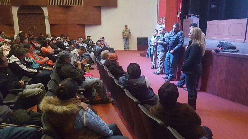 Por su parte, Jaime Rodríguez López, mencionó que si se realiza una labor en conjunto con diferentes dependencias se pueden conseguir grandes beneficios para los trabajadores del municipio