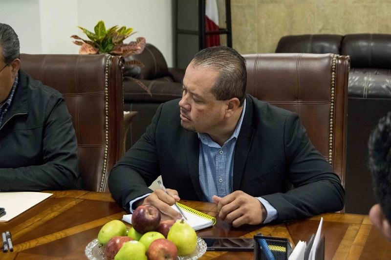 Juan Figueroa puntualizó que la seguridad es la demanda más sentida de los michoacanos