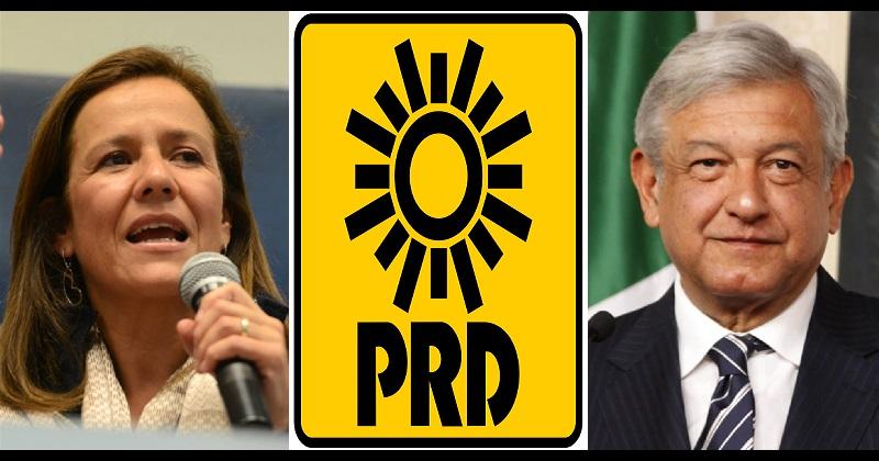 Si el PRD se suma al dueño y virtual candidato del Morena, éste podría irse arriba en las encuestas con un claro 4 ó 5%, pero si el sol azteca va con candidato propio, López Obrador caería al segundo lugar, después del PAN, con Margarita Zavala