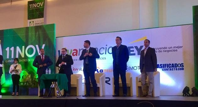 Con más de 70 parques industriales en el Bajío y con la llegada de Toyota, se activará nuevamente el desarrollo inmobiliario no sólo de Querétaro, sino también de la región Bajío