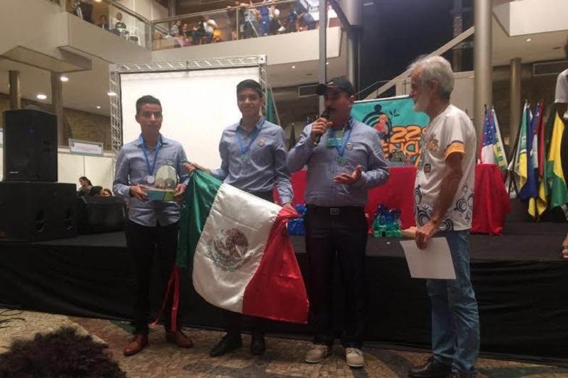 """Se obtuvo como resultado final el Primer Lugar en la Categoría de """"Talentos Internacionais"""""""