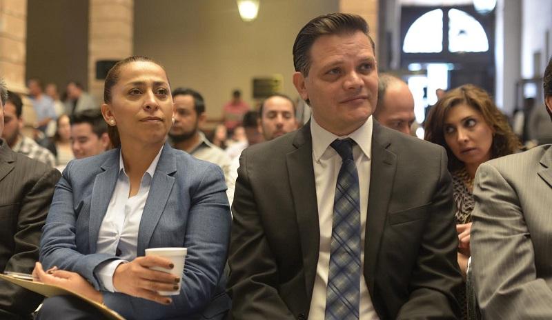"""Gómez Trujillo concluyó que con estas modificaciones urgentes, """"gana la ciudadanía al tener una representación adecuada para los michoacanos en el Congreso, derivado de un trabajo altamente profesional y técnico por parte del INE"""""""