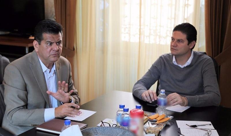 Al término de la reunión se acordó llevar a cabo de manera semanal mesas de revisión de avances en materia de seguridad