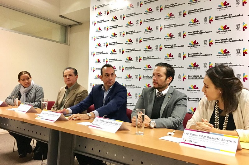 Fortalecer a las mipymes del estado con potencial exportador, prioritario, indica el titular de la dependencia, Antonio Soto Sánchez