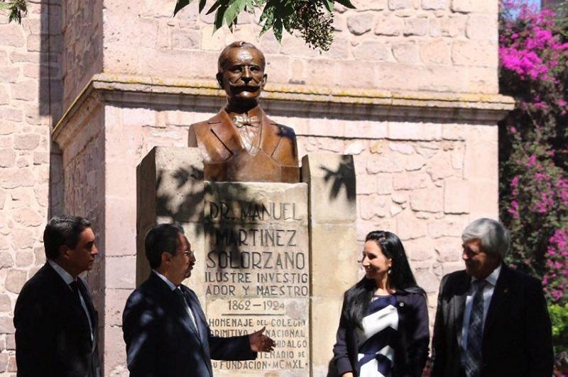 El rector reconoce el interés de la actual administración por enaltecer los espacios públicos