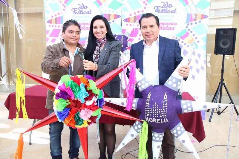 El festival comenzará a partir del 6 de enero de 2017 en la Plaza Comercial Allende de la capital michoacana