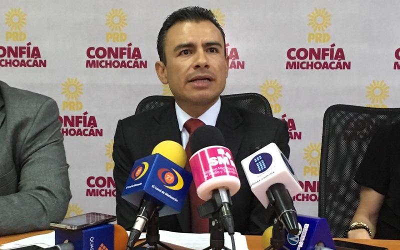 López Obrador empezará su recorrido este sábado en el municipio de Jiquilpan en punto de las 18:00 horas, anunció Calderón Torreblanca