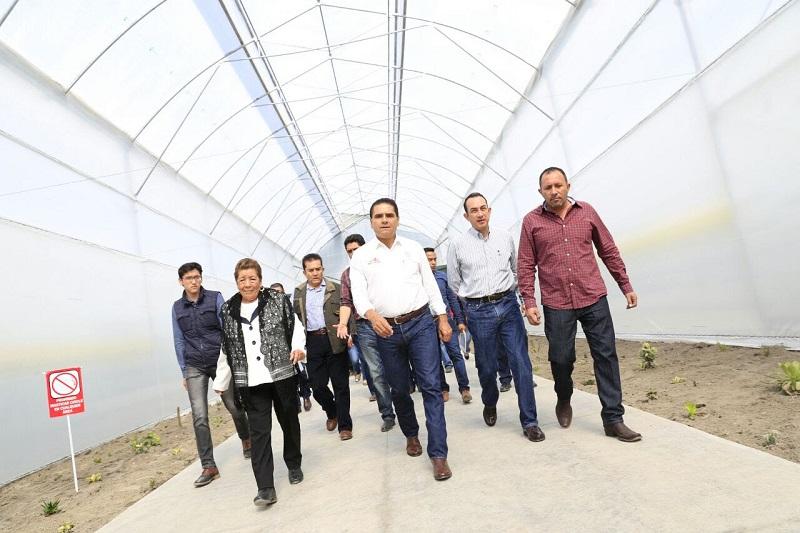 Silvano Aureoles reconoció también que Michoacán tiene muchas oportunidades, pero se tienen que remontar las dos caras de la moneda en la actividad primaria