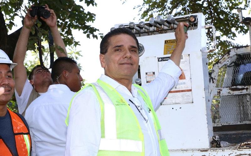 Aureoles Conejo sostuvo la décima cuarta reunión de evaluación del Comité Ciudadano de Cenobio Moreno, donde se mostraron los avances realizados en acciones de infraestructura social y de obra pública en esta tenencia