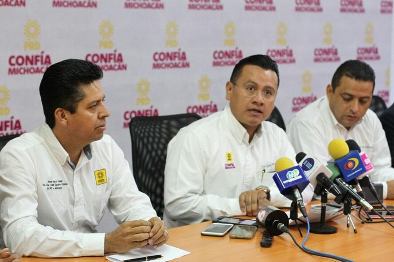 La izquierda está llamada a gobernar el país, y el PRD jugará un papel determinante en ello, destaca Torres Piña