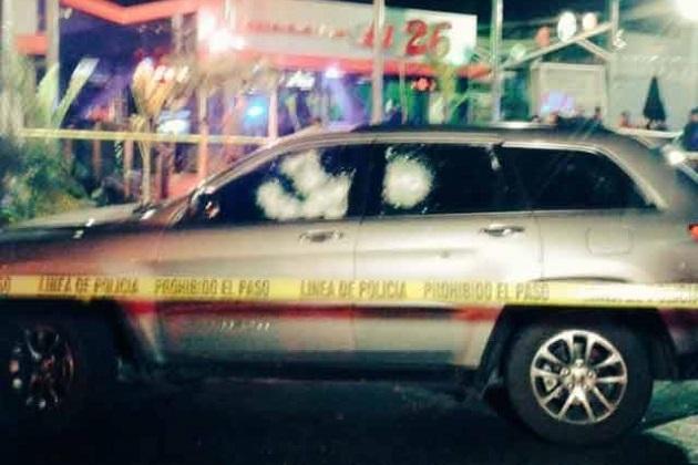 Al tomar conocimiento de los hechos, la Fiscalía General del Estado de Jalisco abrió una carpeta de investigación para recabar indicios de la agresión y conocer el móvil del atentado contra su vida (FOTO: JAVIER LEÓN / UNO TV)