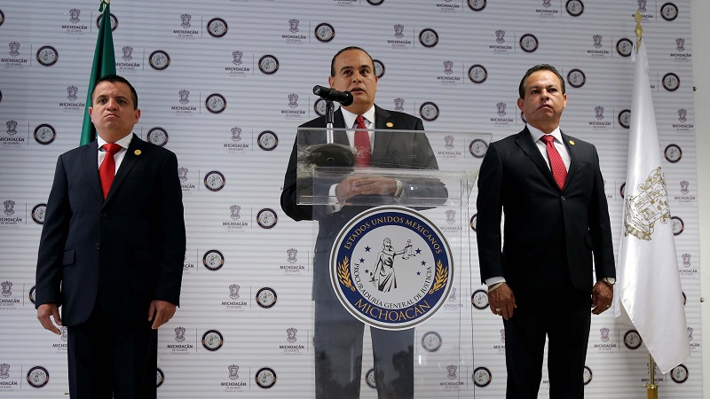 Godoy Castro reconoció y agradeció el interés de la Fiscalía de Jalisco para investigar este lamentable hecho, ya  que desde las primeras horas de hoy han tenido comunicación para intercambiar información